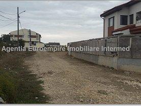 Teren construcţii de vânzare în Constanta, Palazu Mare