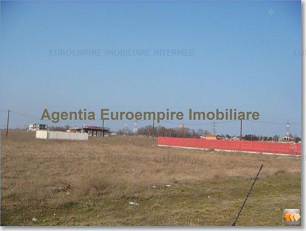 teren de vanzare in Eforie Nord zona cartier nou - imaginea 1