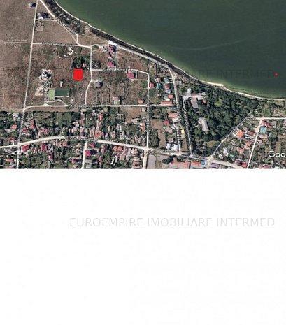 terenuri de vanzare in Palazu Mare zona malul inalt - imaginea 1