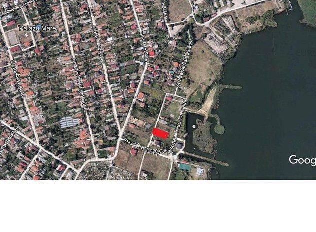 teren de vanzare Palazu Mare zona Elvila - imaginea 1