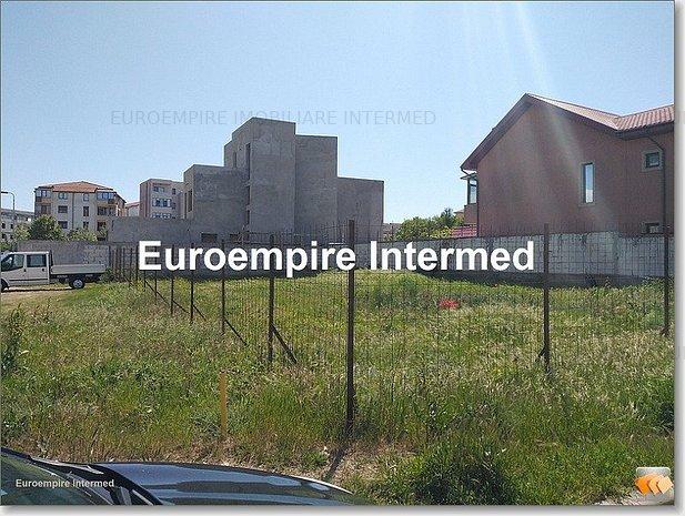 Teren intravilan construibil ideal vila zona Compozitori - imaginea 1