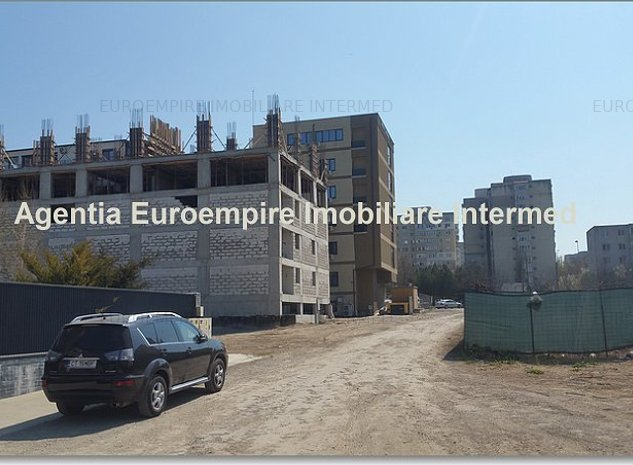 teren de vanzare Constanta zona campus - imaginea 1