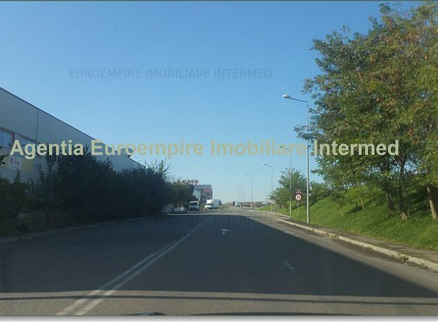 teren de vanzare constanta zona carrefour - imaginea 1