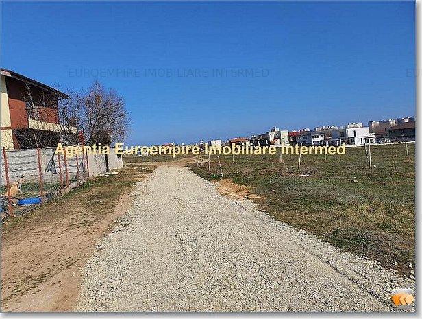 teren de vanzare Constanta lot de casa Tomis Nord - imaginea 1