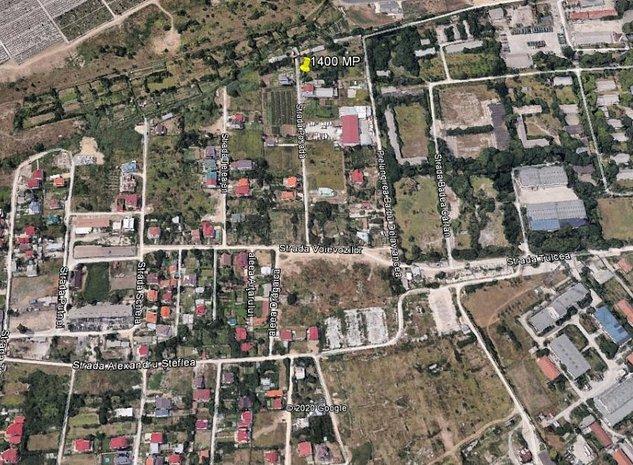 teren de vanzare Constanta zona Kamsas - imaginea 1
