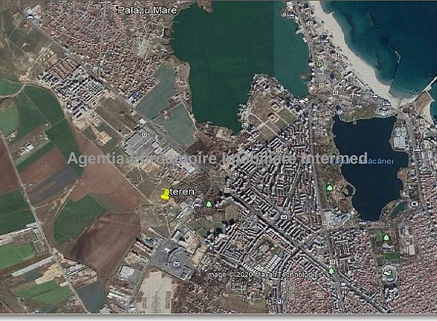 teren de vanzare Constanta zona Tomis Nord - imaginea 1