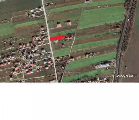teren de vanzare in Lazu lot de casa - imaginea 1