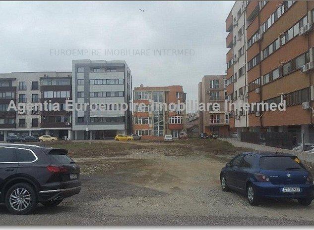 vand teren Constanta zona Doraly Mall - imaginea 1