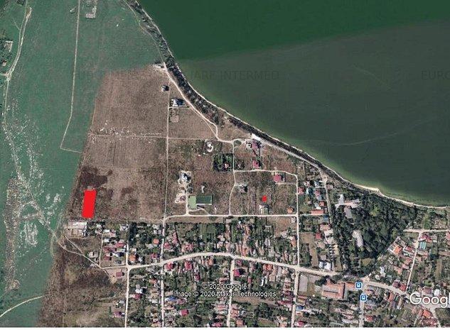 teren de vanzare Palazu Mare zona balon - imaginea 1