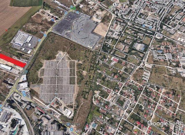 teren de vanzare Constanta zona Maritimo - imaginea 1
