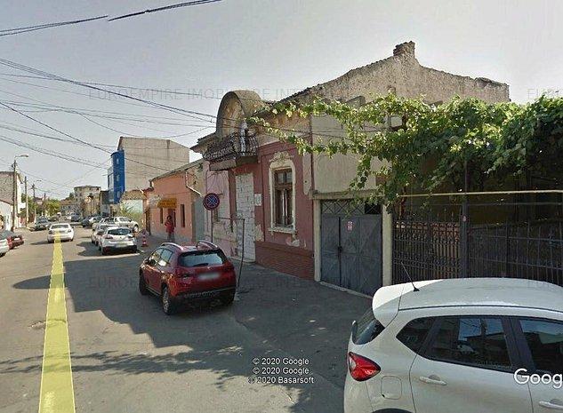 teren de vanzare Constanta zona Balada - imaginea 1