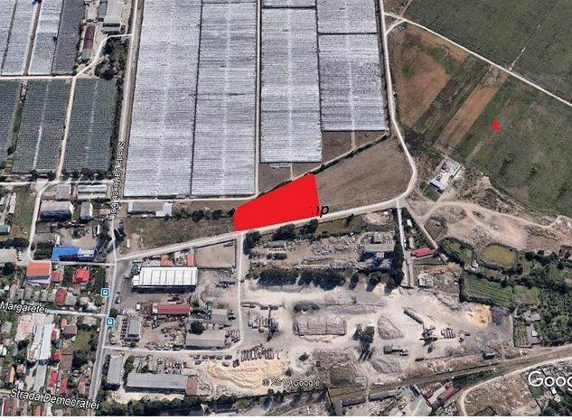 vand teren in Constanta zona Vile noi - imaginea 1