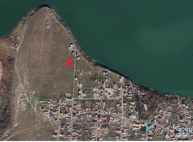 vand teren in Palazu Mare zona lac - imaginea 1