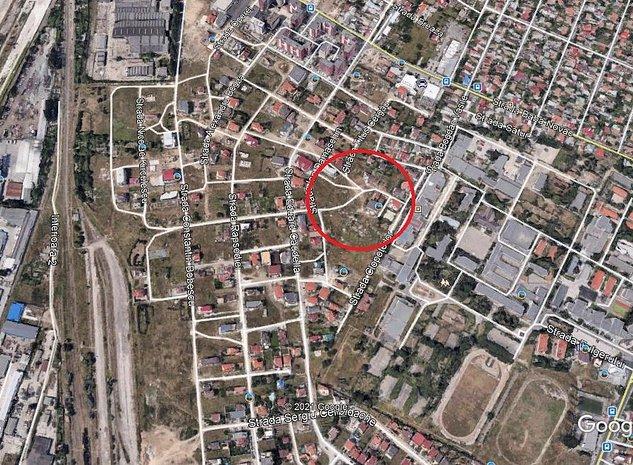 oferte vanzari terenuri in Constanta zona Primo - imaginea 1