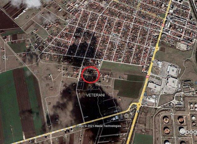 teren de vanzare Constanta zona km 5 veterani - imaginea 1
