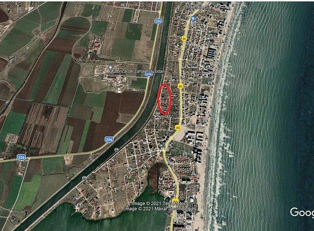 teren de vanzare in Mamaia Sat - imaginea 1