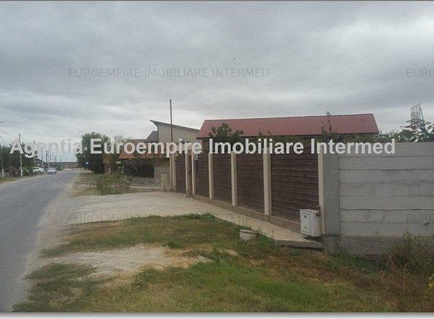 teren de vanzare in Cumpana lot de casa - imaginea 1