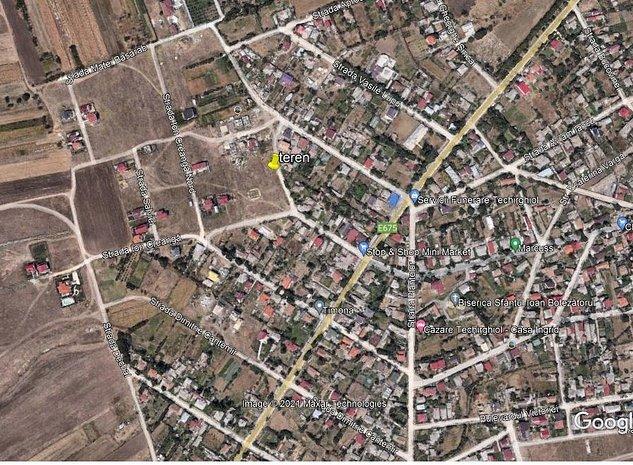 teren de vanzare in Techirghiol lot de casa - imaginea 1