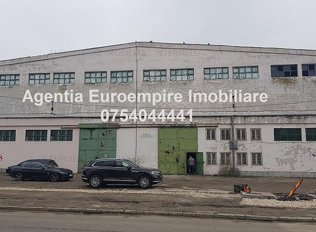 Inchiriez Hala Industriala - imaginea 1