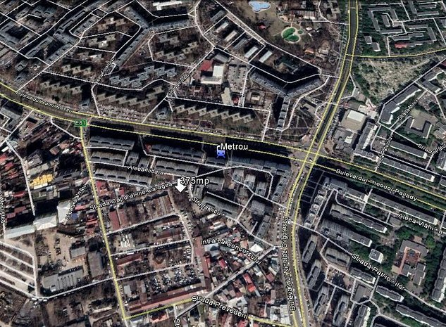 Vanzare teren Nicolae Grigorescu - Titan - imaginea 1