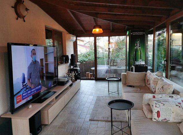 Vila P+E+M Platou Prundu, de lux, mobilata si utilata - imaginea 1