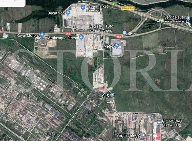 teren 9400 mp, Drumul 23, Metro - imaginea 1