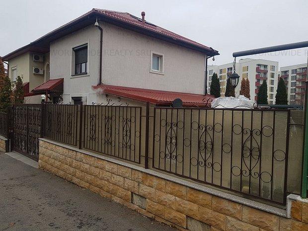 Vanzare vila Baneasa - Sisesti - imaginea 1