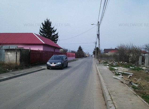 Centura Nord, DN1A, str Nades , 2500mp, metrou 20min - imaginea 1