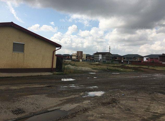 Teren pentru dezvoltare rezidentiala Drumul Binelui - imaginea 1