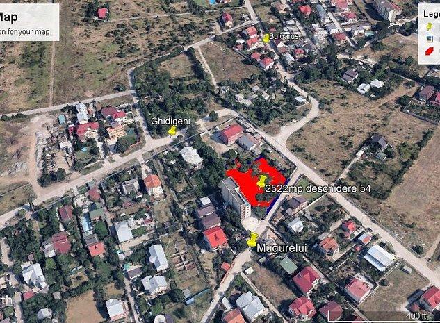 Prelungirea Ghencea-Bulgarus, 2500mp, deschidere 50, toate utilitatile - imaginea 1
