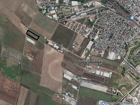 Teren constructii de vânzare, în Chitila, zona Periferie