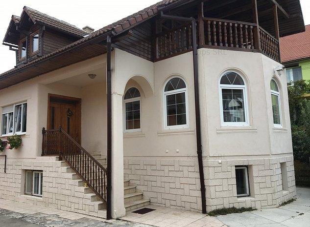 Casa singur in curte, teren 500 mp, front la strada 18 ml, zona Bld Milea - imaginea 1