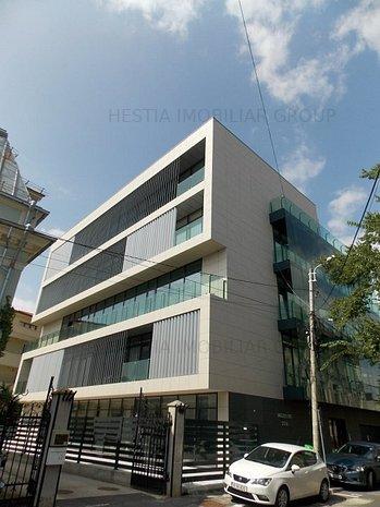 Unirii- Serban Voda, birou premium, 140mp + terasa in cladire 2014 - imaginea 1