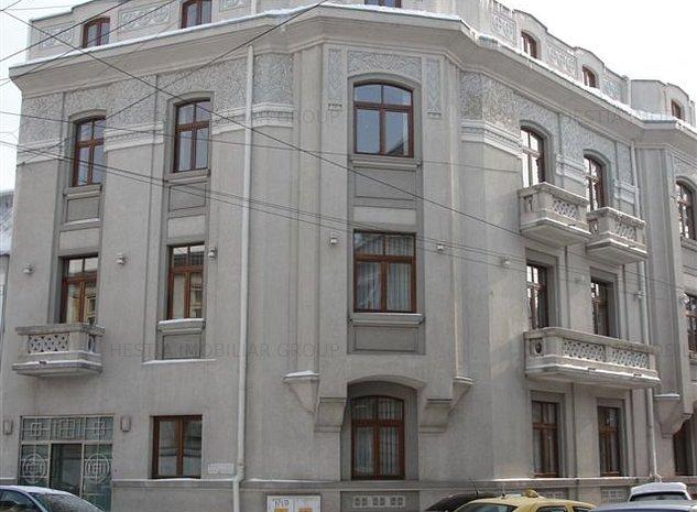 BERTHELOT, birou 125 mp in cladire stil - imaginea 1