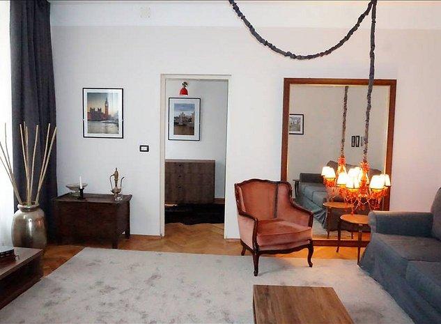 Apartament 2 camere, Piata Unirii, Brasov - imaginea 1