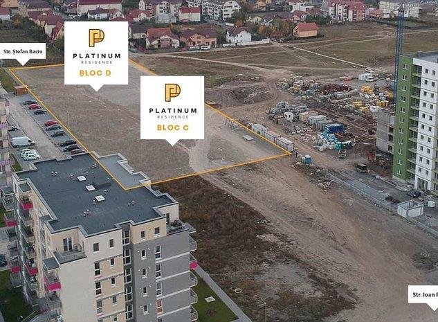 Platinum Residence, Garsoniera - imaginea 1