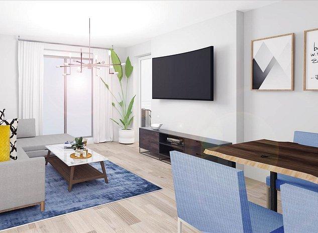 Platinum Residence, 2 camere, Tractorul - imaginea 1