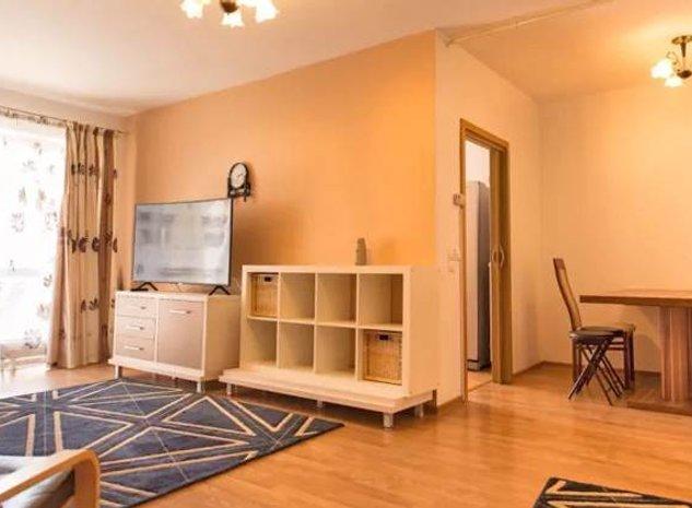 Apartament 3 camere, mobilat si utilat complet, Avantgarden1, Brasov - imaginea 1