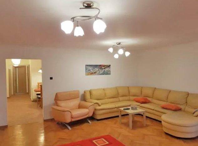 Apartament 3 camere, mobilat si utilat complet, Vlahuta-ITC, Brasov - imaginea 1