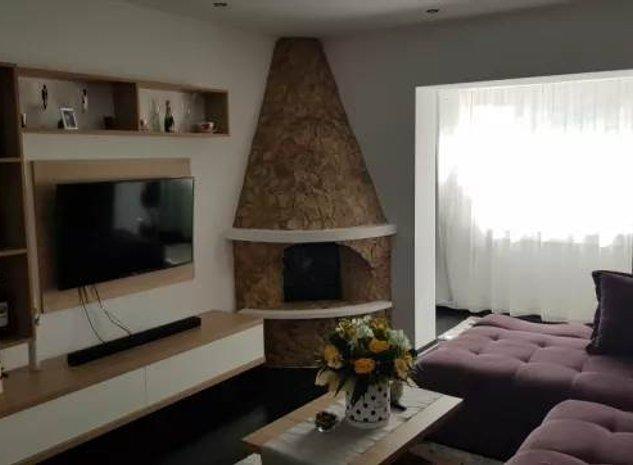 Apartament cu 2 camere mobilat si utilat, Noua, Brasov - imaginea 1