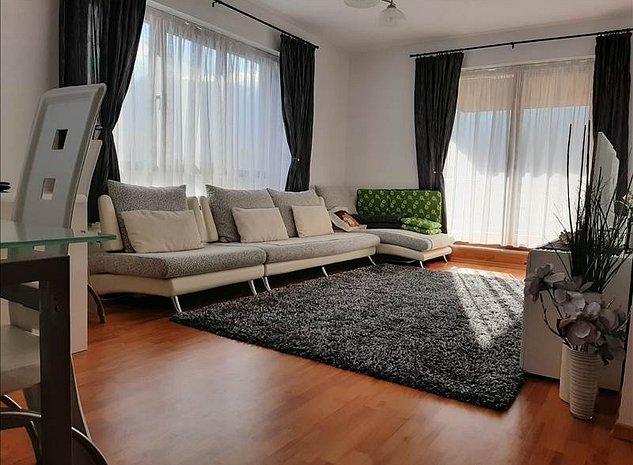 Apartament cu 2 camere, mobilat si utilat,  Noua, Brasov - imaginea 1