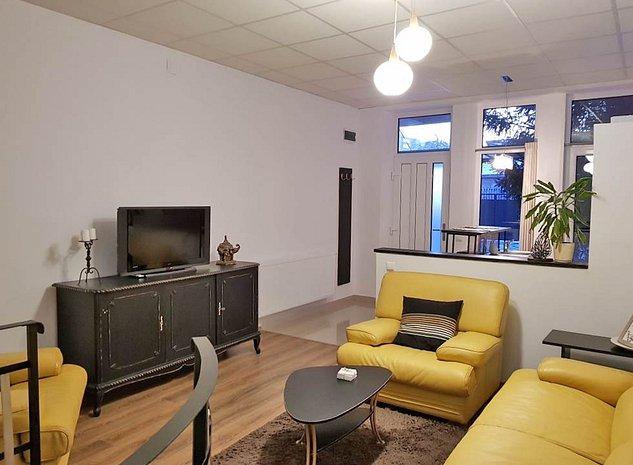 Apartament 2 camere in vila noua, mobilat si utilat, Judetean, Brasov - imaginea 1