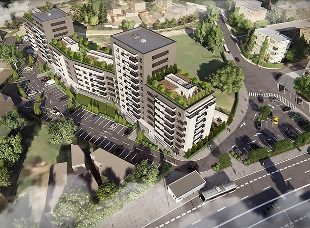 Apartament 2 camere Calea Bucuresti-Darste, Brasov - imaginea 1