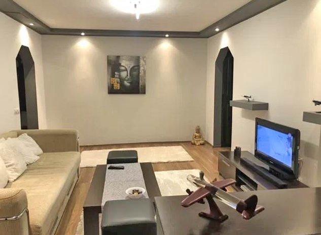 Apartament 2 camere mobilat si utilat, Harmanului-CEC, Brasov - imaginea 1