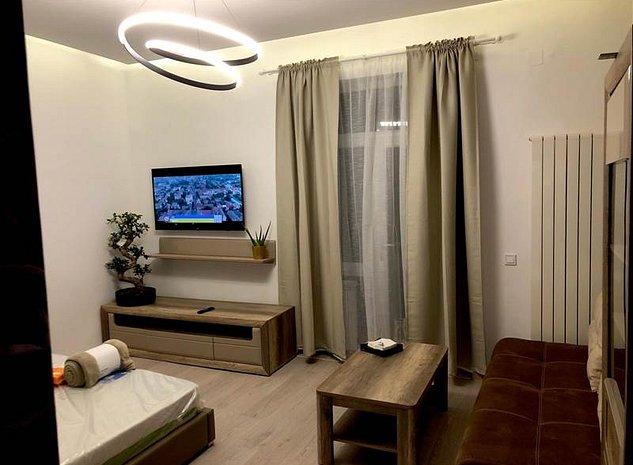 Apartament 2 camere lux, Centrul Istoric, Brasov - imaginea 1