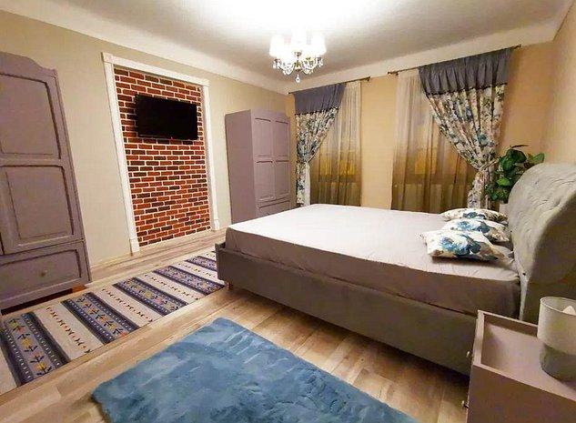 Apartament 2 camere, Lux, Centrul Istoric, Brasov - imaginea 1