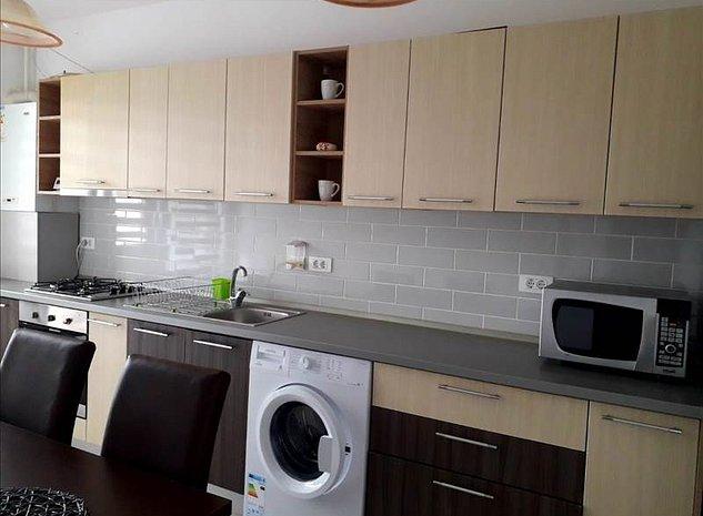 Apartament 2 camere Ghimbav, 60mp., mobilat, Brasov - imaginea 1