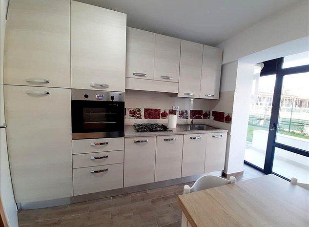 Apartament 2 camere, bloc nou, gradina 85 mp, Noua - imaginea 1