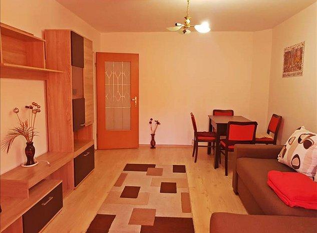 Apartament 2 camere Judetean, mobilat - imaginea 1