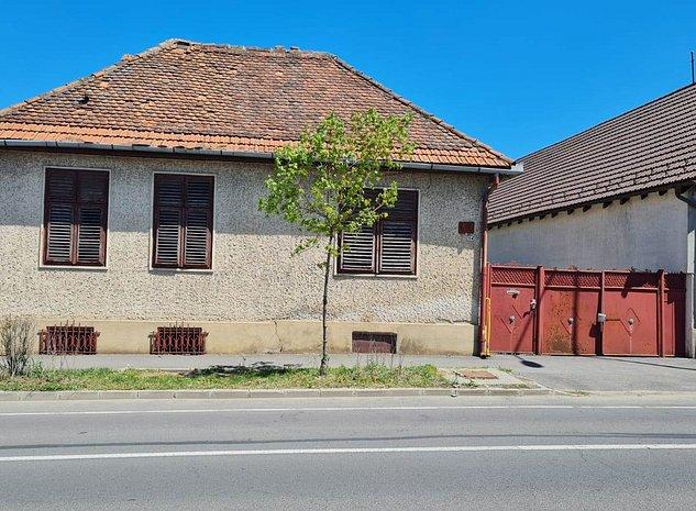 Casa de vanzare, Str. de Mijloc, Brasov - imaginea 1